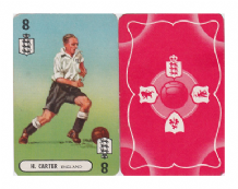 England Raich Carter Derby County